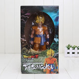 DBZ Super Saiyan Son Goku Yellow Hair Resurrection F PVC Action Figure 26cm - Saiyan Stuff - 6
