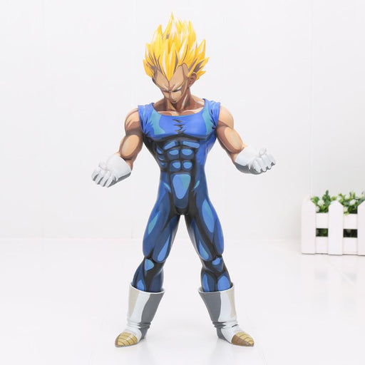 DBZ Vegeta Super Saiyan Power Ready Fighting Action Figure 26cm - Saiyan Stuff - 1