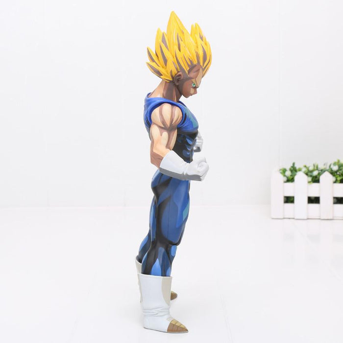 DBZ Vegeta Super Saiyan Power Ready Fighting Action Figure 26cm - Saiyan Stuff - 3