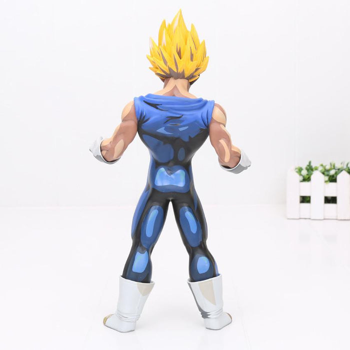 DBZ Vegeta Super Saiyan Power Ready Fighting Action Figure 26cm - Saiyan Stuff - 4