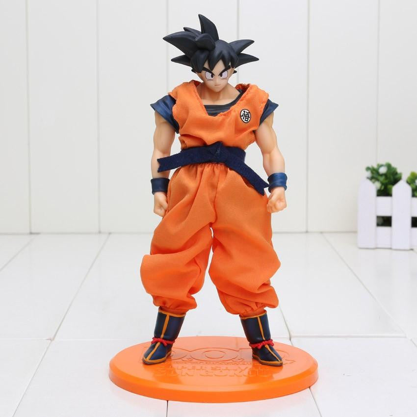 DOD Dimension of Dragonball Megahouse Goku 21cm 8 Inch Figure - Saiyan Stuff - 1