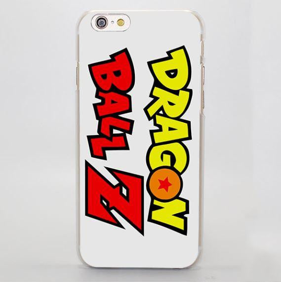 Dragon Ball Anime Unique Icon Vibrant Color Design  iPhone 4 5 6 7 Plus Case