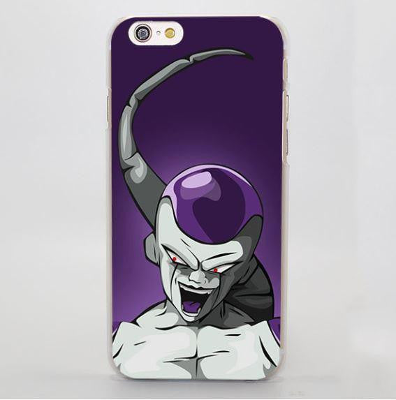 Dragon Ball Frieza Villain Realistic Style Art Design iPhone 4 5 6 7 Plus Case