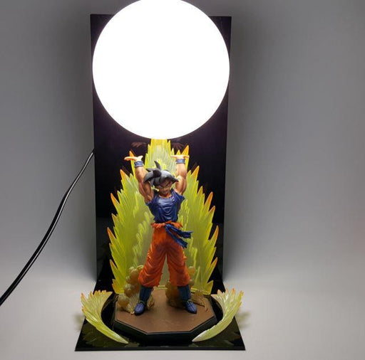 Cool Dragon Ball Super Dbz Diy Amp Led Lamps For Bedrooms
