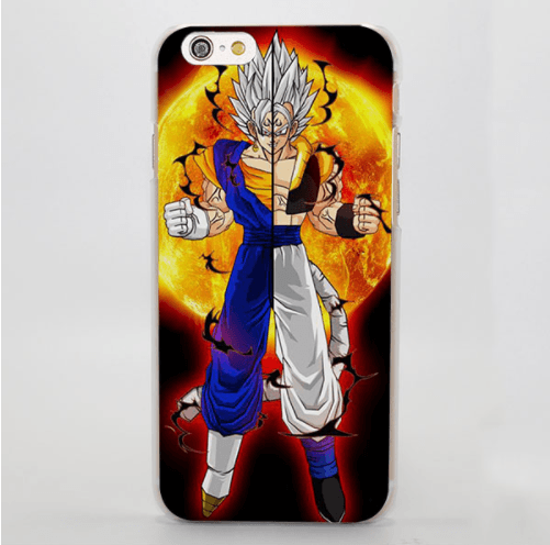 Dragon Ball Z Gogeta Fusion Super Saiyan 2 iphone case