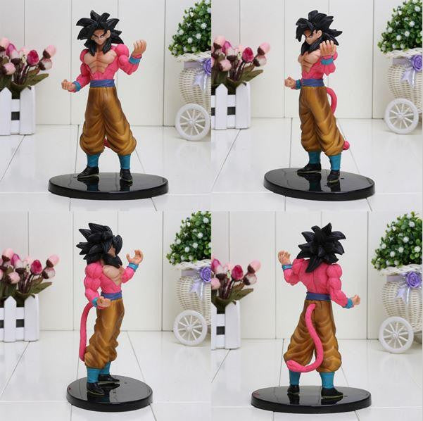 Dragon Ball Heroes Super Saiyan 4 Son Goku PVC Figure 18cm - Saiyan Stuff