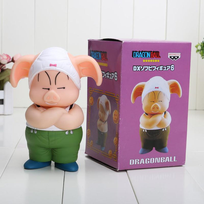 Dragon Ball Oolong Piggy Cute Goret Action Figure 15cm 6 Inches - Saiyan Stuff