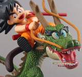 Dragon Ball Son Goku & Shenron Dragon Riding Action Figure 14cm - Saiyan Stuff - 3