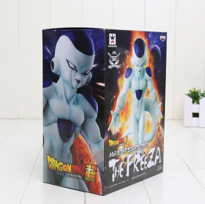 Dragon Ball Super Freeza Frieza Bad Villain White Galaxy Action Figure - Saiyan Stuff