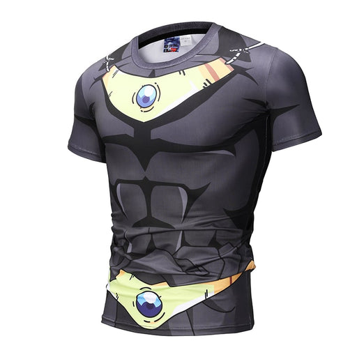 Dragon Ball Super Legendary Saiyan Broly Dope Compression T-Shirt