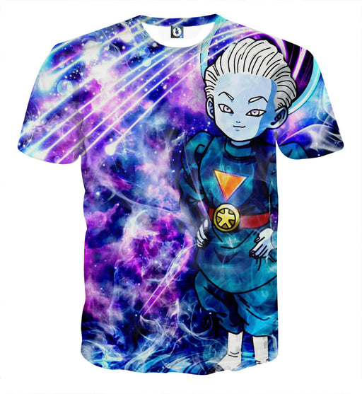 Dragon Ball Super Whis Father Grand Minister Dope 3D T-Shirt