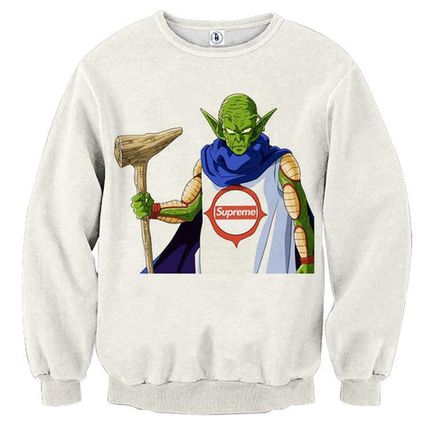 Dragon Ball Supreme Kami God Cool Fashion Design Sweatshirt