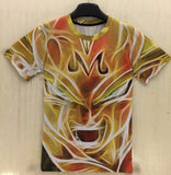 Dragon Ball Z - Super Saiyan Majin Vegeta 3D T-Shirt - Saiyan Stuff - 2