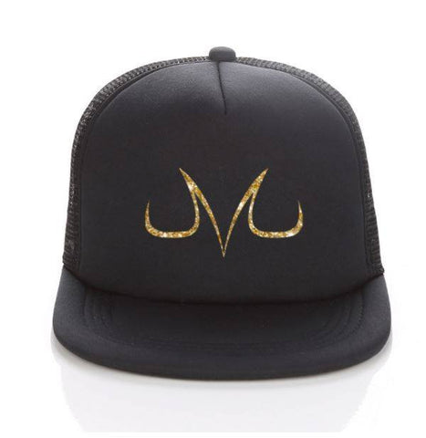 Dragon Ball Z Demon Mark Majin Buu Vegeta Symbol Stylish Snapback Cap
