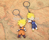 Dragon Ball Z Figures Keychains Pendants 5pcs / Set - Saiyan Stuff - 2