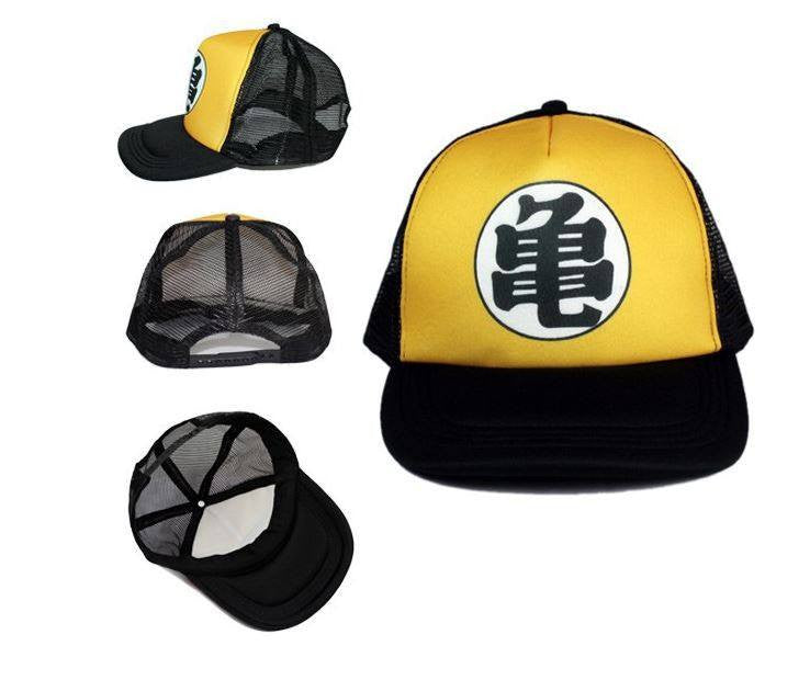 Dragon Ball Z Goku Baseball Cap Cosplay Hat - Saiyan Stuff