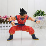 Dragon Ball Z Savage Son Goku Ready To Fight Collectible PVC Figure Toy 23cm - Saiyan Stuff - 2