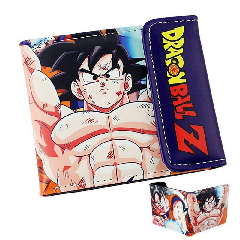 Dragon Ball Z Son Goku Spirit Bomb Genki Dama Wallet - Saiyan Stuff