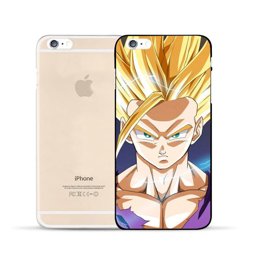 Dragon Ball Z Super Saiyan SSJ2 Son Gohan Hard PC iPhone 5 6 7 s Plus Case