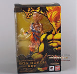 Dragon Ball Z Super Saiyan Son Goku Battle Version Action Figure 6.8' - Saiyan Stuff - 7