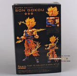 Dragon Ball Z Super Saiyan Son Goku Battle Version Action Figure 6.8' - Saiyan Stuff - 8