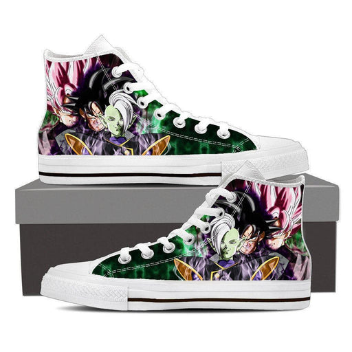 Dragon Ball Super DBZ Custom Converse Shoes & Sneakers