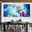 Goku And Gohan Super Saiyan Blue Kamehameha Wave 3pcs Canvas