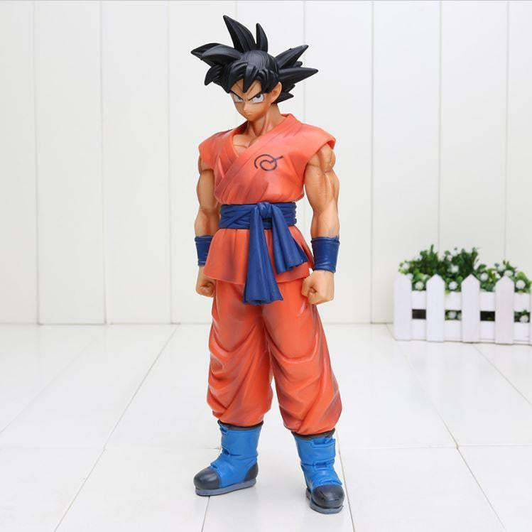 Goku Black Hair Resurrection F Whis Symbol MSP Master Star Piece Figure - Saiyan Stuff - 1