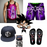 DBZ Goku Black Villain Dope Design Collection Set Summer Pack