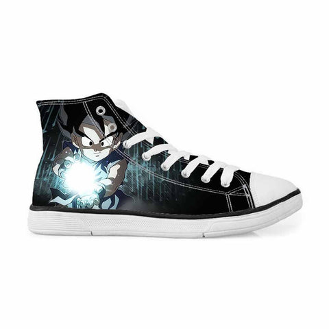 Stylish Dragon Ball Z Shoes Converse Sneakers