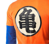 Master Roshi & Goku Dragon Ball Z Cosplay Long Sleeve T-Shirt - Saiyan Stuff - 3