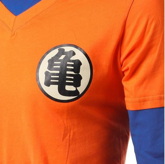 Master Roshi & Goku Dragon Ball Z Cosplay Long Sleeve T-Shirt - Saiyan Stuff