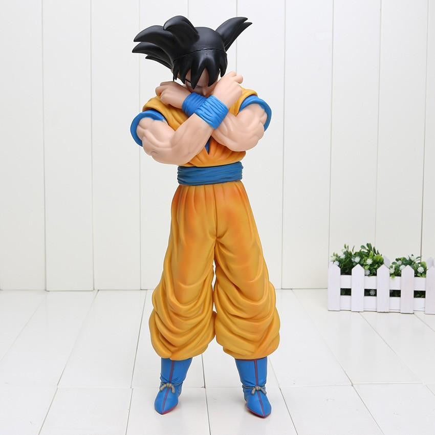 Super Big Goku Dragon Ball Vinyl Home Decoration Action Figure - Saiyan Stuff - 1