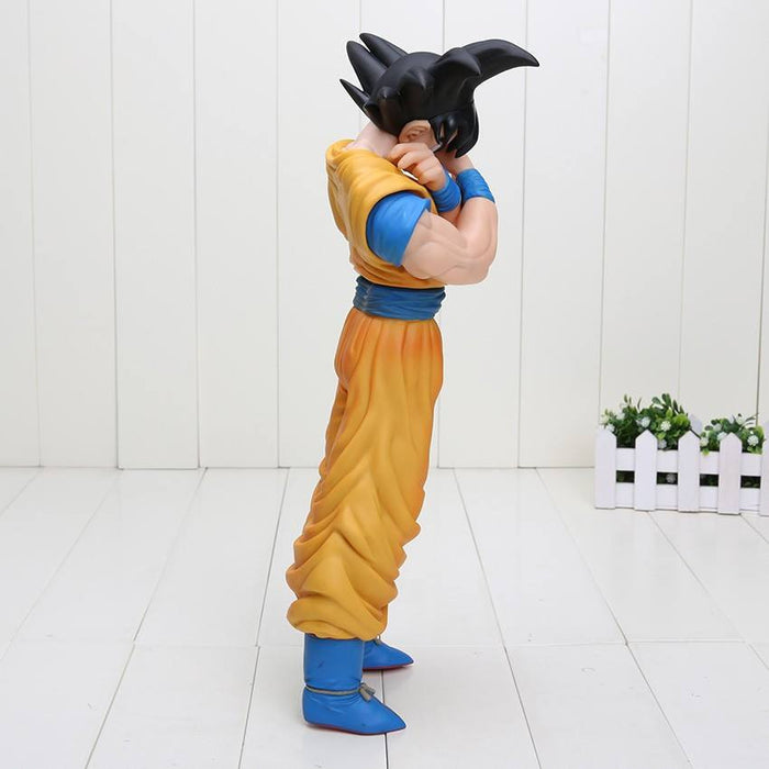 Super Big Goku Dragon Ball Vinyl Home Decoration Action Figure - Saiyan Stuff - 2