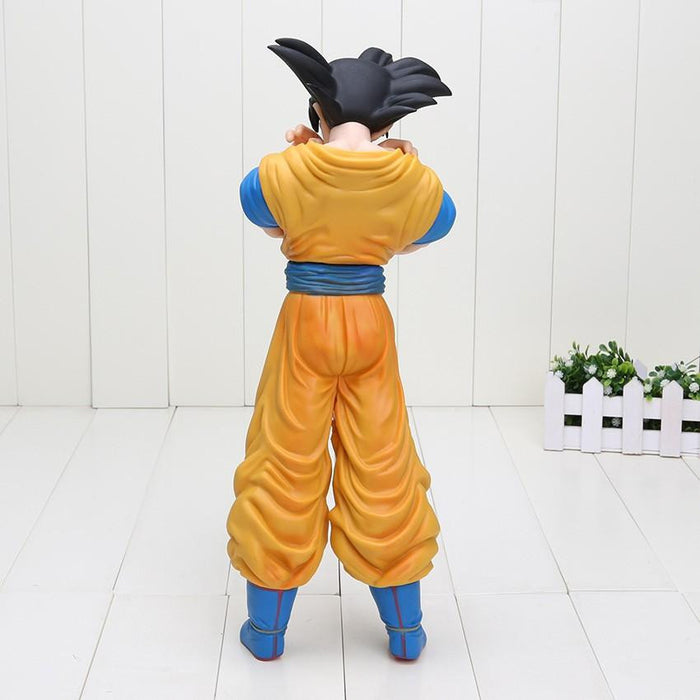 Super Big Goku Dragon Ball Vinyl Home Decoration Action Figure - Saiyan Stuff - 3