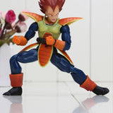 Vegeta Red Hair Battle Molding Movable Articulated Action Figure - Saiyan Stuff - 5