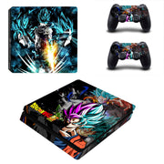 Dragon Ball Son Goku Charming Marvelous PS4 Slim Skin