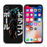 Goku Blue Showdy Image Black iPhone 11 (Pro & Pro Max) Case