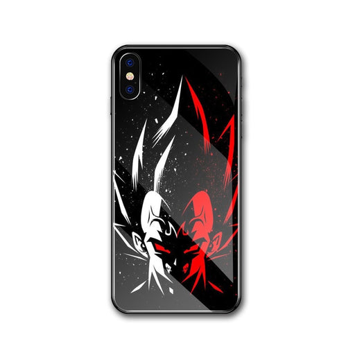Evil Majin Vegeta Red & Black iPhone 11 (Pro & Pro Max) Case