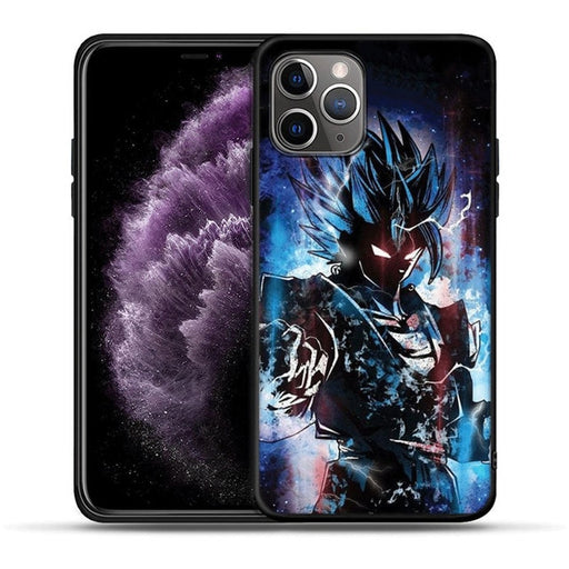 DBZ Vegito Wrathful Aura iPhone 11 (Pro & Pro Max) Case