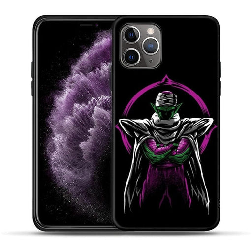 DBZ Piccolo Namekian Black iPhone 11 (Pro & Pro Max) Case