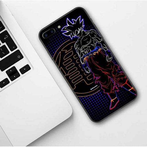 Goku Luminous Image Kame Symbol iPhone 11 (Pro & Pro Max) Case