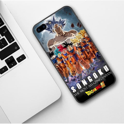 The Most Amazing Saiyan Son Goku iPhone 11 (Pro & Pro Max) Case
