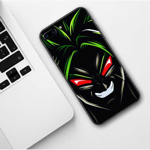 Super Broly Murderous Look iPhone 11 (Pro & Pro Max) Case