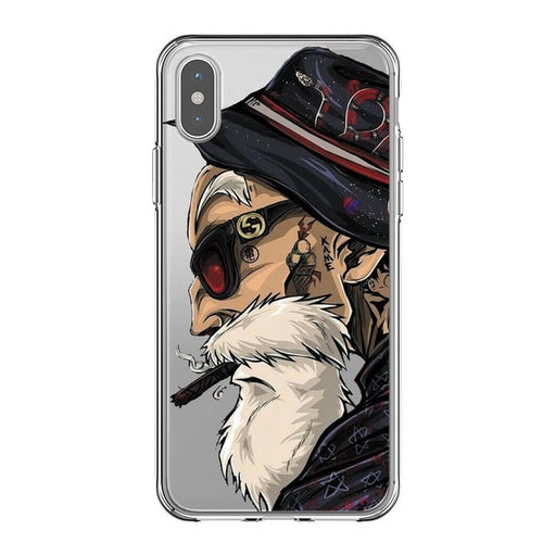 Funky Master Roshi Fan Art iPhone 11 (Pro & Pro Max) Case