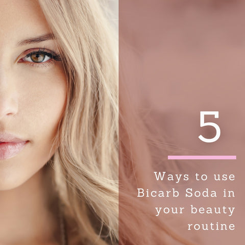 5 ways to use bicarb soda
