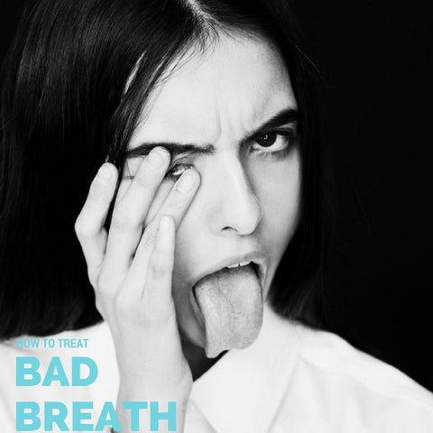 How to treat bead breath