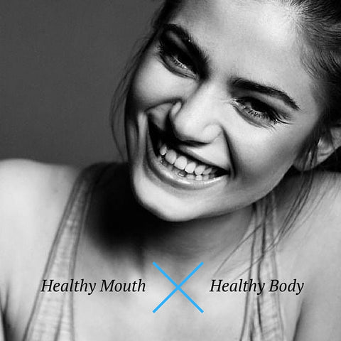 Oil Pulling Healthy Mouth Body