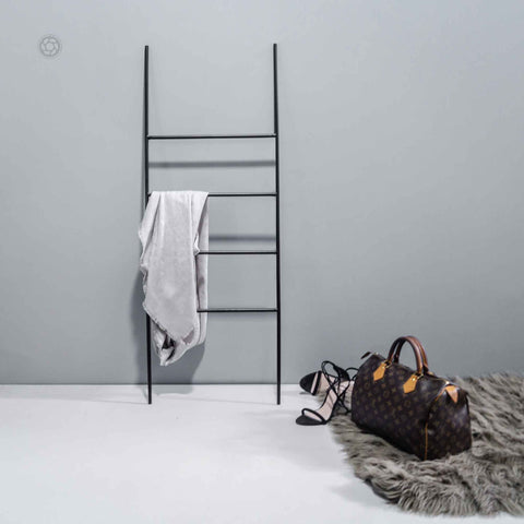 Ladder Decor Scandinavian Interior Design