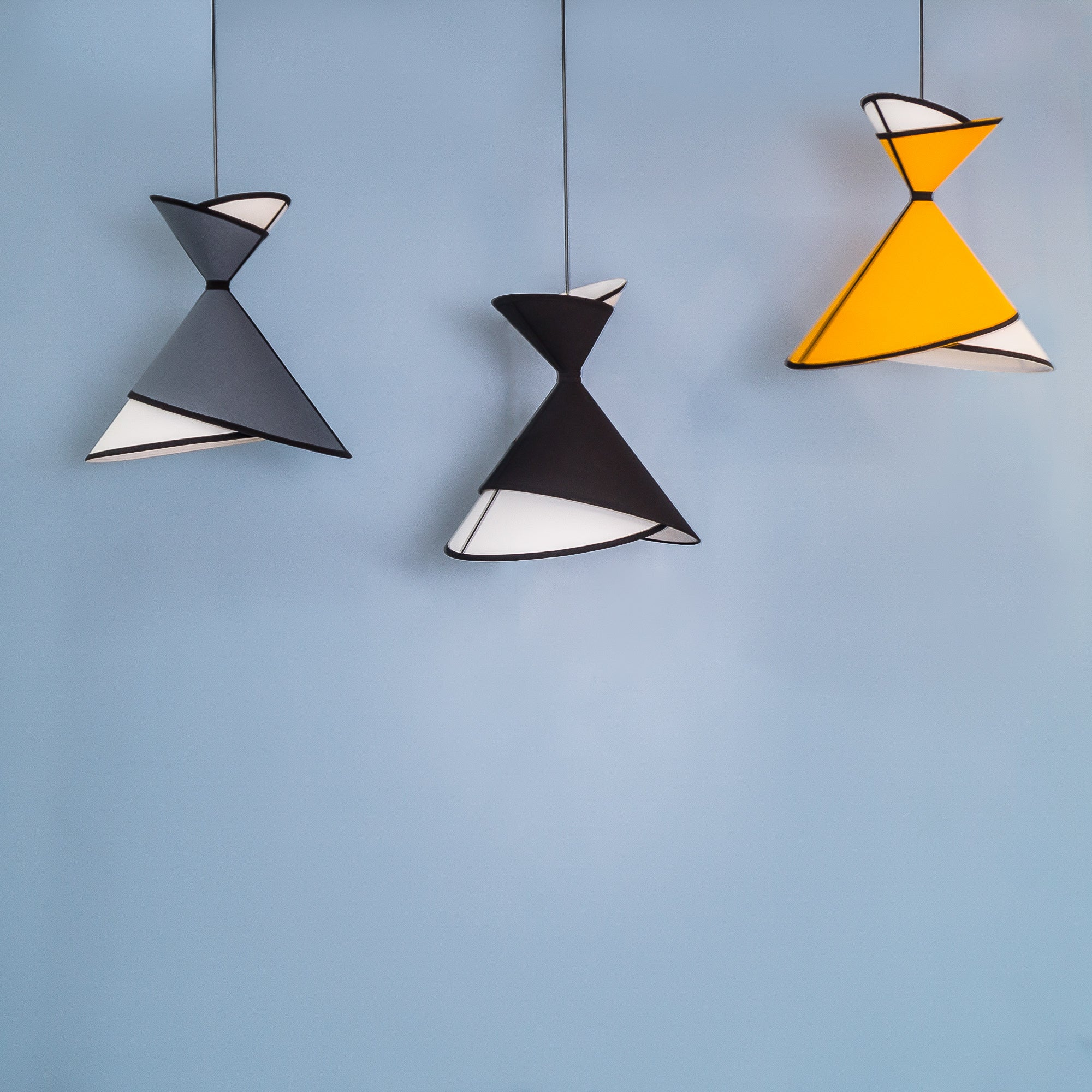 A-Line Pendant Light